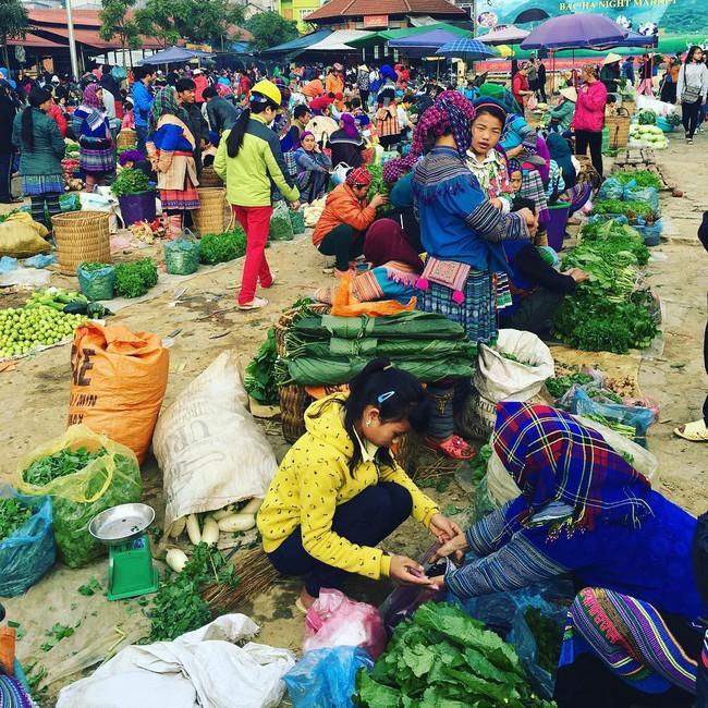 Lạc lối với những món ăn mang vị núi rừng ở chợ phiên nguyên sơ vùng cao Bắc Hà - Ảnh 10.