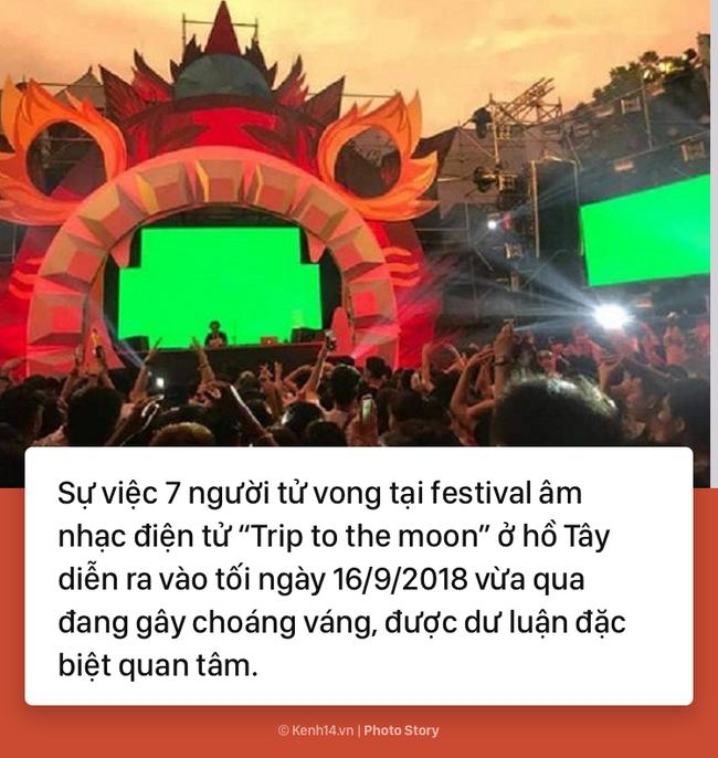 Toàn cảnh vụ 7 người chết do sốc thuốc tại lễ hội âm nhạc EDM ở Hồ Tây gây chấn động dư luận thời gian qua - Ảnh 1.