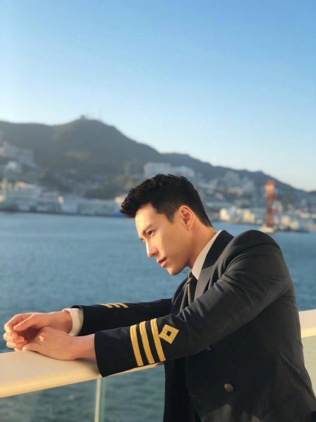Sau Diên hi công lược, Hải Lan Sát - Vương Quan Dật đóng phim mới với Trương Hàn  - Ảnh 5.