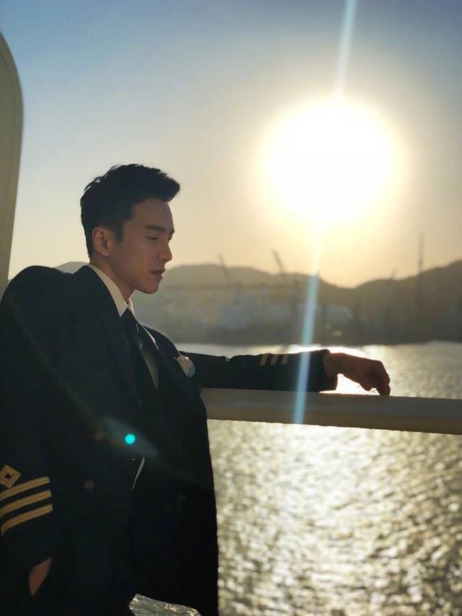 Sau Diên hi công lược, Hải Lan Sát - Vương Quan Dật đóng phim mới với Trương Hàn  - Ảnh 7.