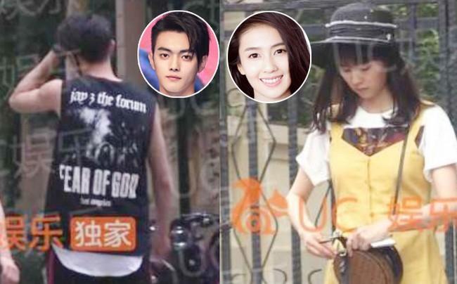 Phó Hằng Hứa Khải xuất hiện gượng gạo bên Anh Lạc sau loạt ảnh hẹn hò với hồ ly tinh bị paparazzi công bố - Ảnh 9.