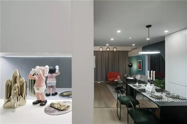 Ngôi nhà cổ 30m² trong ngõ nhỏ được bố và con trai yêu nghệ thuật tự tay thiết kế lại, hoàn hảo đến từng mét vuông - Ảnh 8.