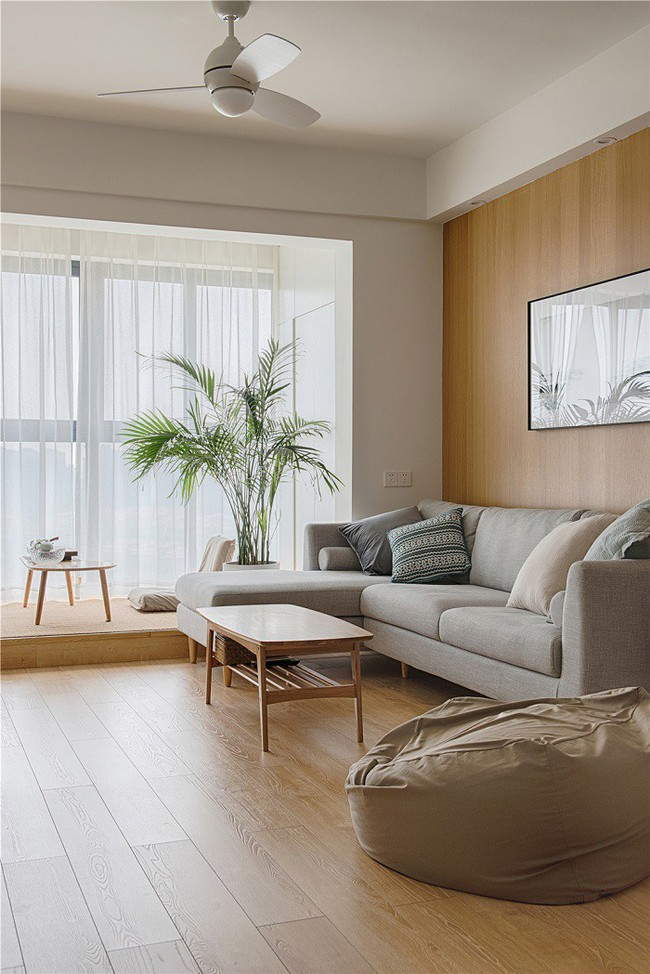 Cô nàng độc thân sở hữu căn hộ có tầm nhìn toàn thành phố khiến bao người mơ ước - Ảnh 3.