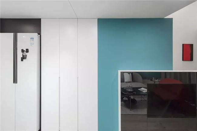 Ngôi nhà cổ 30m² trong ngõ nhỏ được bố và con trai yêu nghệ thuật tự tay thiết kế lại, hoàn hảo đến từng mét vuông - Ảnh 7.