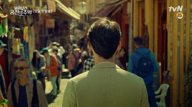 Fan ngây ngất trước hình ảnh Hyun Bin - Park Shin Hye lãng mạn, bí ẩn trong teaser phim mới - Ảnh 4.