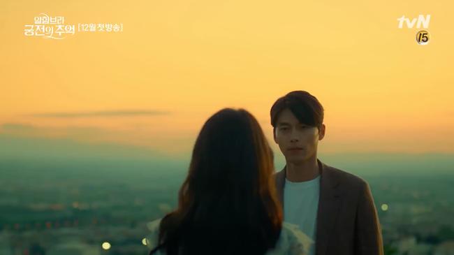 Fan ngây ngất trước hình ảnh Hyun Bin - Park Shin Hye lãng mạn, bí ẩn trong teaser phim mới - Ảnh 2.