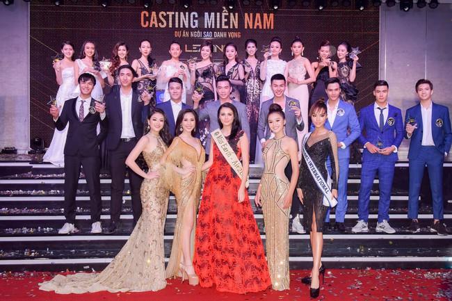 Xuất hiện với vẻ ngoài lạ lẫm, Anh Thư đọ nhan sắc bên Hoa hậu Hà Kiều Anh  - Ảnh 10.