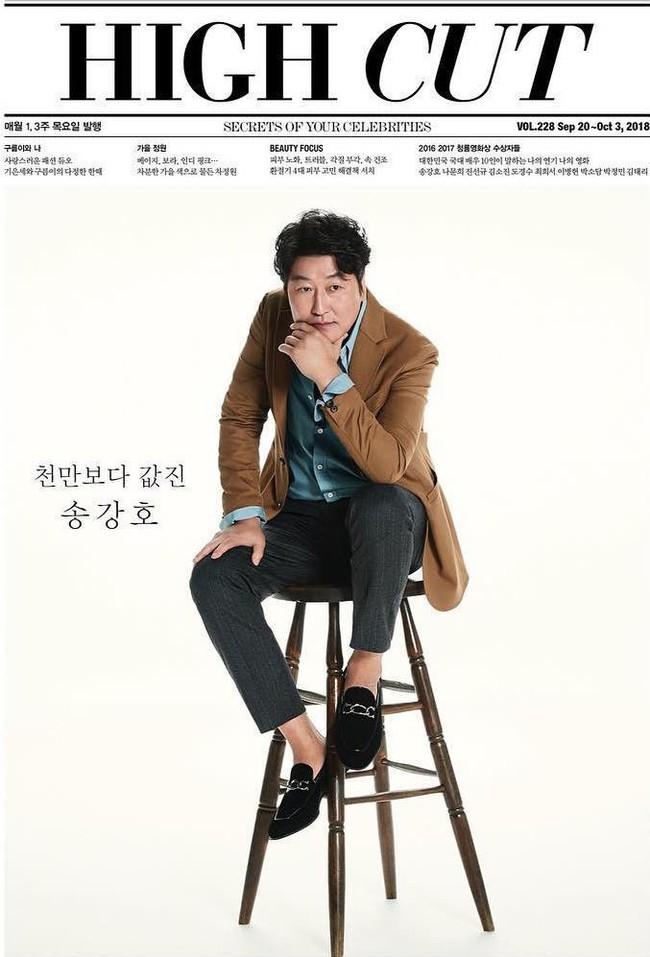 Hình tạp chí khủng nhất: Cặp đôi phim 600 tỉ Lee Byung Hun và Kim Tae Ri tái hợp, mỹ nam EXO vinh dự lộ diện - Ảnh 9.