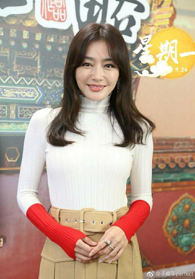 Cùng là U40: Phú sát Hoàng hậu Tần Lan mặc chất nhưng mặt đơ còn kế Hậu Xa Thi Mạn bánh bèo lại tỏa sáng - Ảnh 5.