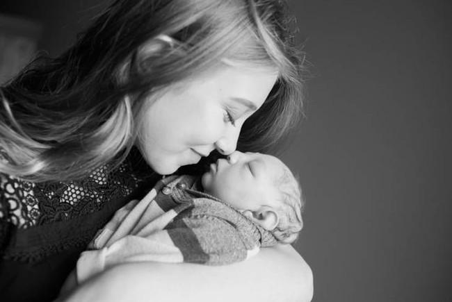 Tưởng thai bị chết lưu, bé trai chào đời trong sự kinh ngạc tột độ của mọi người - Ảnh 3.