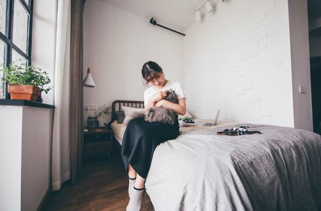 Tích góp suốt 7 năm đi làm, cô gái 30 tuổi độc thân tự mua căn hộ 38m² và biến nó thành không gian sống tuyệt đẹp - Ảnh 13.