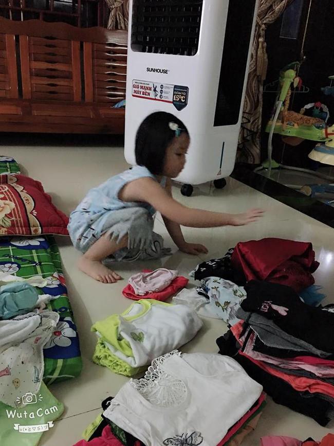 Tự đưa mình vào tình huống bận rộn - chiêu dạy con làm việc nhà đâu ra đấy của mẹ Đà Nẵng - Ảnh 7.