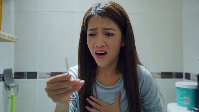 Gạo nếp gạo tẻ có tin sét đánh: Em gái Công có bầu với chú Quang, từ chối kết hôn với con trai giáo sư - Ảnh 2.