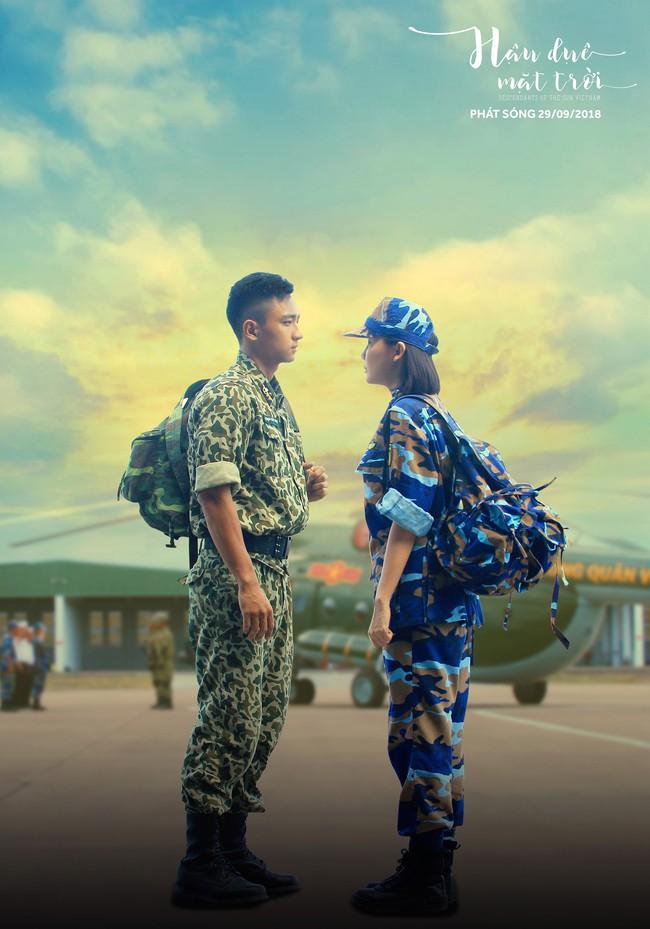 Hậu duệ Mặt trời tung bộ ảnh quân nhân, Song Luân tạo dáng giống hệt Song Joong Ki   - Ảnh 12.