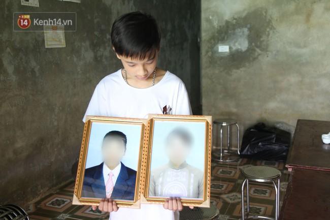 Tang thương nơi quê nhà 2 vợ chồng chết cháy gần viện Nhi: Chỉ mong em trai khỏe mạnh để cả 2 sống tiếp cuộc đời của bố mẹ - Ảnh 7.