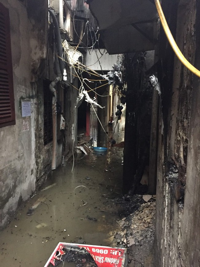 Những phận đời sau vụ cháy ở Đê La Thành (Hà Nội) - Ảnh 6.