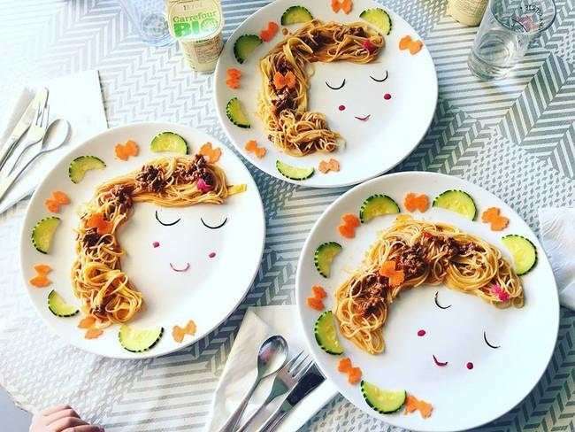 Con kể chuyện gì, mẹ Việt ở Pháp trang trí món ăn tuyệt đẹp theo chủ đề đó - Ảnh 20.