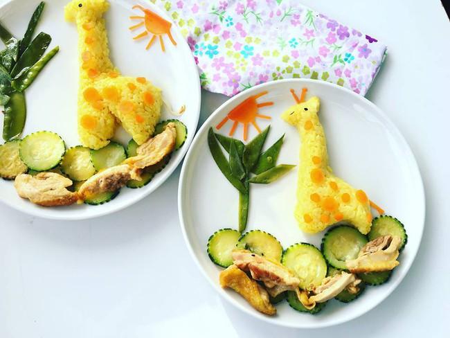 Con kể chuyện gì, mẹ Việt ở Pháp trang trí món ăn tuyệt đẹp theo chủ đề đó - Ảnh 23.