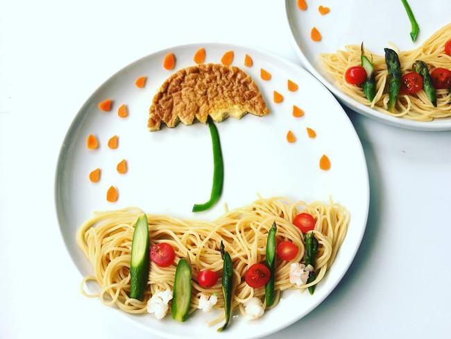 Con kể chuyện gì, mẹ Việt ở Pháp trang trí món ăn tuyệt đẹp theo chủ đề đó - Ảnh 18.