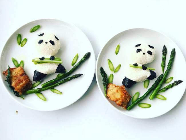 Con kể chuyện gì, mẹ Việt ở Pháp trang trí món ăn tuyệt đẹp theo chủ đề đó - Ảnh 35.