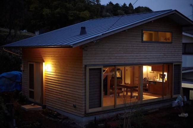 Ngôi nhà nơi thôn quê giản dị nhưng ngập tràn yêu thương của đôi vợ chồng kết hôn được 20 năm ở Nhật - Ảnh 1.