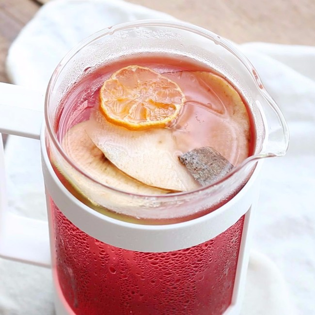 Không cần mua nữa, bạn hãy tự làm trà detox uống mỗi ngày với cách này vô cùng đơn giản - Ảnh 8.