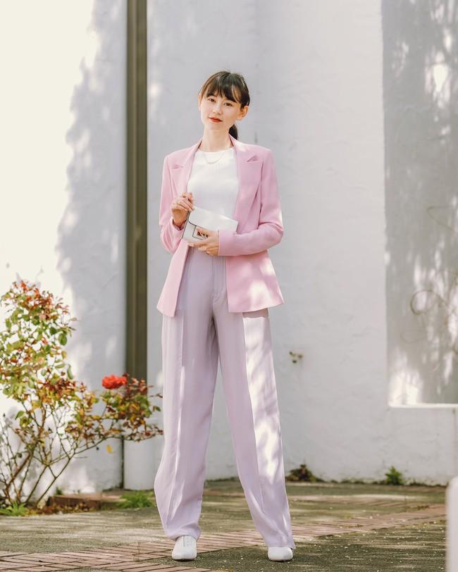 15 cách biến hóa với áo blazer chuẩn thời thượng mà các nàng sẽ muốn diện suốt cả mùa Thu/Đông này - Ảnh 3.