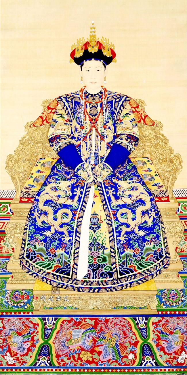 Nữu Hỗ Lộc thị và Na Lạp thị - hai gia tộc xuất sinh nhiều Hoàng hậu, phi tần nhất cho các đời Hoàng đế Thanh Triều - Ảnh 3.