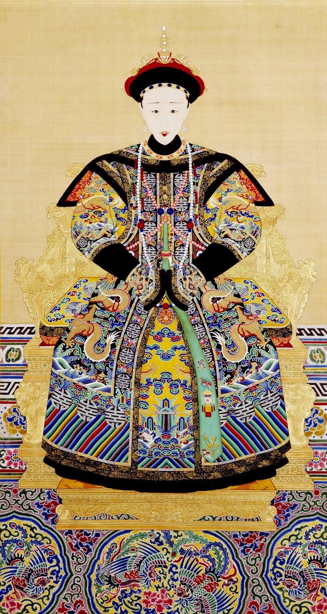Nữu Hỗ Lộc thị và Na Lạp thị - hai gia tộc xuất sinh nhiều Hoàng hậu, phi tần nhất cho các đời Hoàng đế Thanh Triều - Ảnh 6.