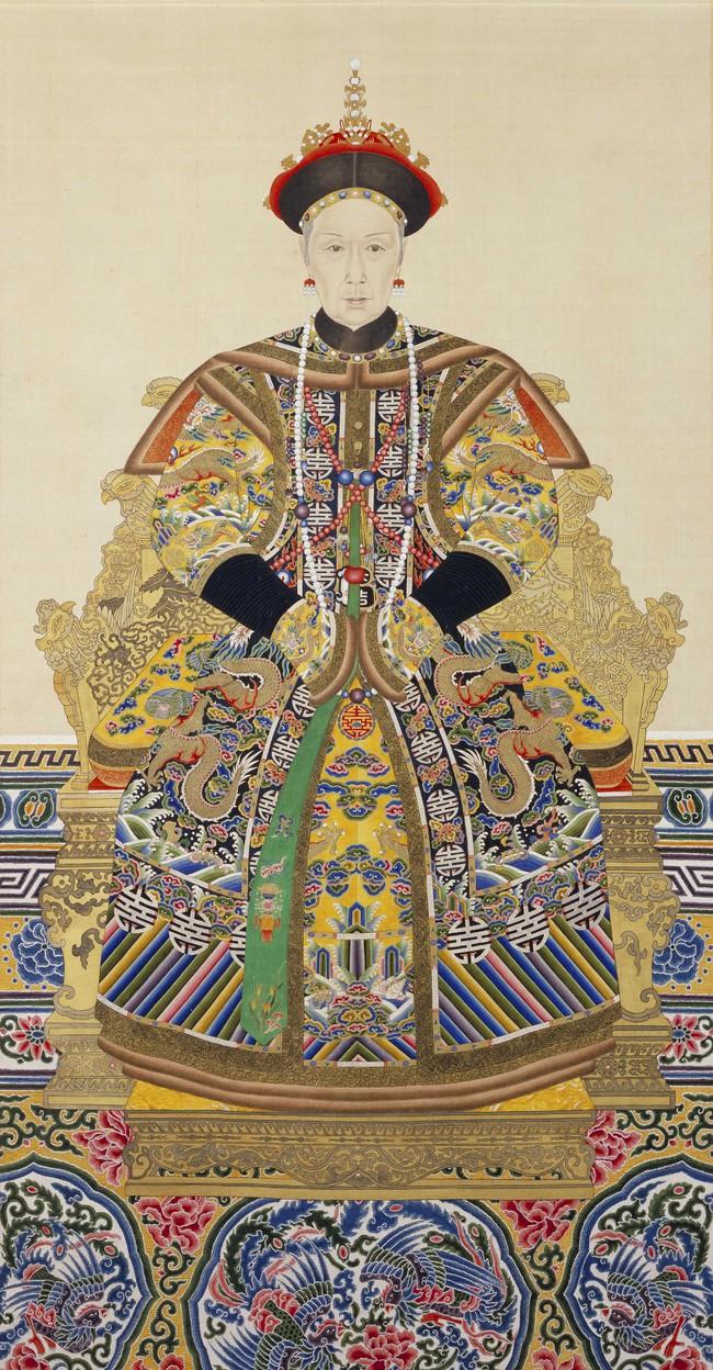 Nữu Hỗ Lộc thị và Na Lạp thị - hai gia tộc xuất sinh nhiều Hoàng hậu, phi tần nhất cho các đời Hoàng đế Thanh Triều - Ảnh 9.