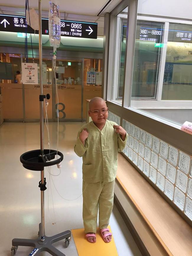 Chỉ sau một lần đau chân dữ dội, bé gái Hà Nội chưa từng biết đến bệnh viện đã được phát hiện mắc bệnh máu trắng - Ảnh 5.