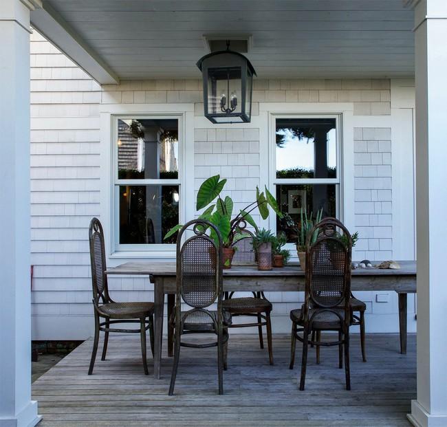 Ngoại thất ngôi nhà đẹp như mơ sau khi cải tạo nhờ bàn tay khéo léo của vợ chồng trẻ - Ảnh 8.