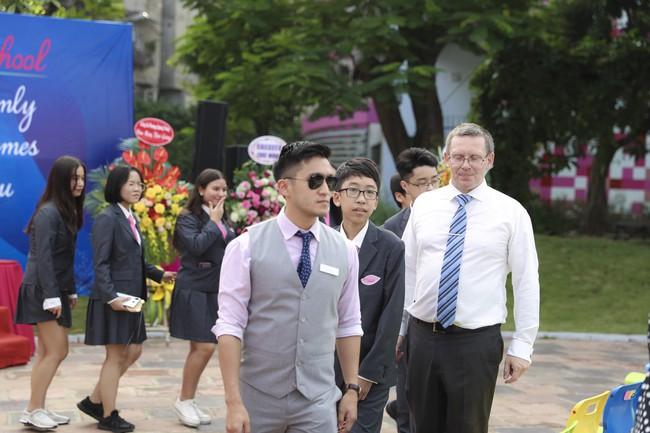 Buổi lễ khai giảng đẳng cấp, ngập sắc hồng của TH School - ngôi trường quốc tế hiện đại nhất thủ đô Hà Nội - Ảnh 17.