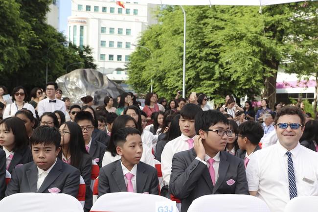 Buổi lễ khai giảng đẳng cấp, ngập sắc hồng của TH School - ngôi trường quốc tế hiện đại nhất thủ đô Hà Nội - Ảnh 8.