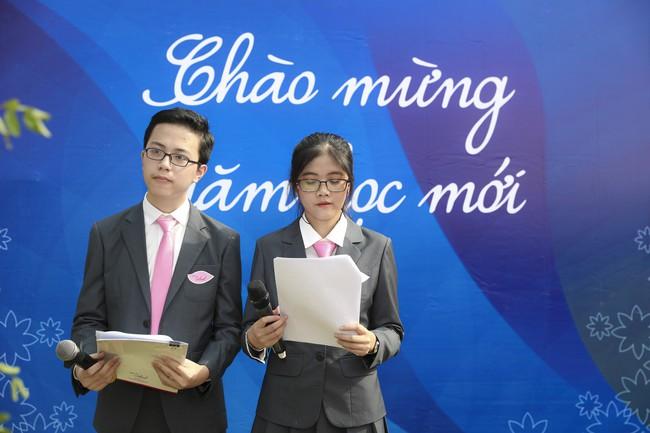 Buổi lễ khai giảng đẳng cấp, ngập sắc hồng của TH School - ngôi trường quốc tế hiện đại nhất thủ đô Hà Nội - Ảnh 7.