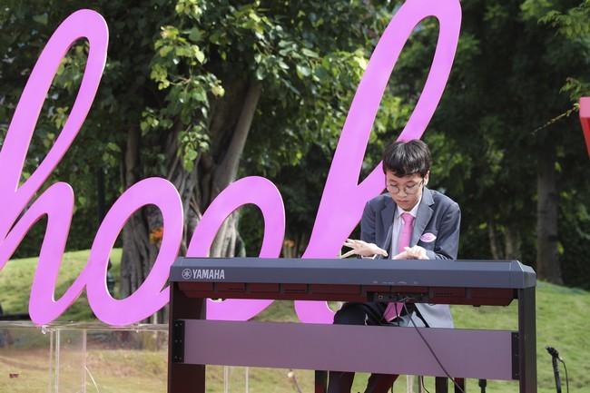 Buổi lễ khai giảng đẳng cấp, ngập sắc hồng của TH School - ngôi trường quốc tế hiện đại nhất thủ đô Hà Nội - Ảnh 20.