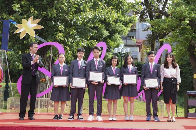Buổi lễ khai giảng đẳng cấp, ngập sắc hồng của TH School - ngôi trường quốc tế hiện đại nhất thủ đô Hà Nội - Ảnh 21.