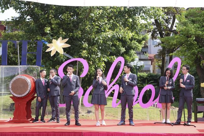 Buổi lễ khai giảng đẳng cấp, ngập sắc hồng của TH School - ngôi trường quốc tế hiện đại nhất thủ đô Hà Nội - Ảnh 23.