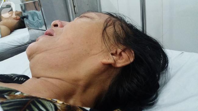 Hà Nội: Tiếng khóc nghẹn của mẹ già tố cáo bị con gái đi cùng xã hội đen đánh chấn thương sọ não - Ảnh 1.