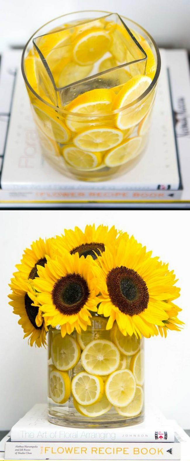 7 mẹo vặt và thủ thuật giúp bạn cắm hoa đẹp, hóa nữ công gia chánh trong mắt mọi người - Ảnh 4.