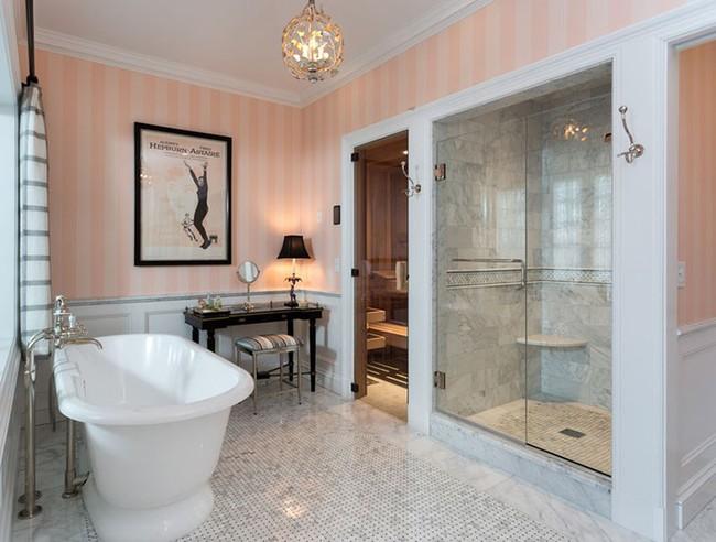 Lý do khiến không gì có thể thay thế được chiếc vòi hoa sen trong phòng tắm gia đình - Ảnh 12.