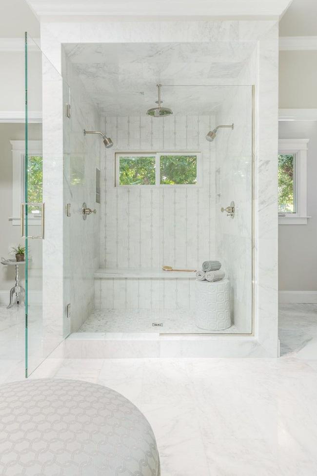 Lý do khiến không gì có thể thay thế được chiếc vòi hoa sen trong phòng tắm gia đình - Ảnh 13.