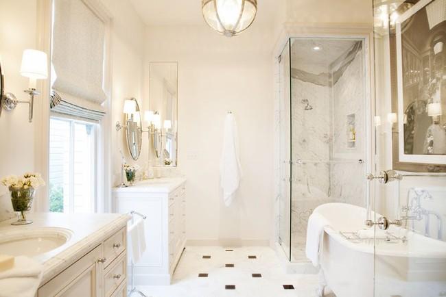 Lý do khiến không gì có thể thay thế được chiếc vòi hoa sen trong phòng tắm gia đình - Ảnh 15.