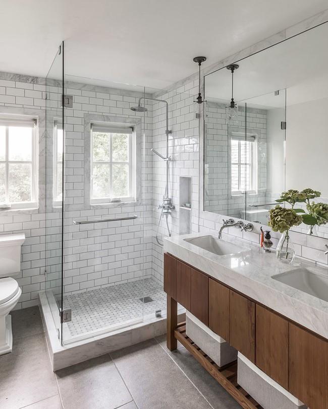 Lý do khiến không gì có thể thay thế được chiếc vòi hoa sen trong phòng tắm gia đình - Ảnh 16.
