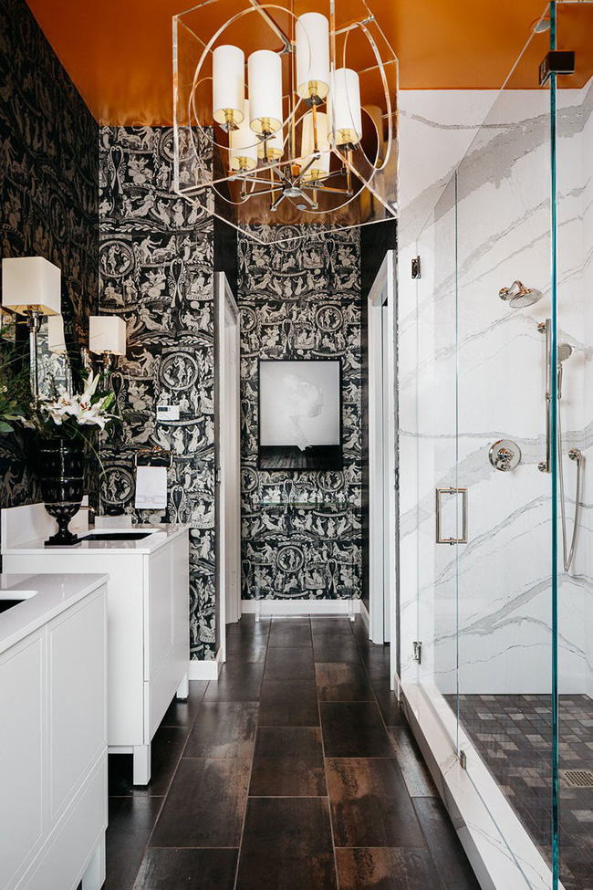 Lý do khiến không gì có thể thay thế được chiếc vòi hoa sen trong phòng tắm gia đình - Ảnh 17.