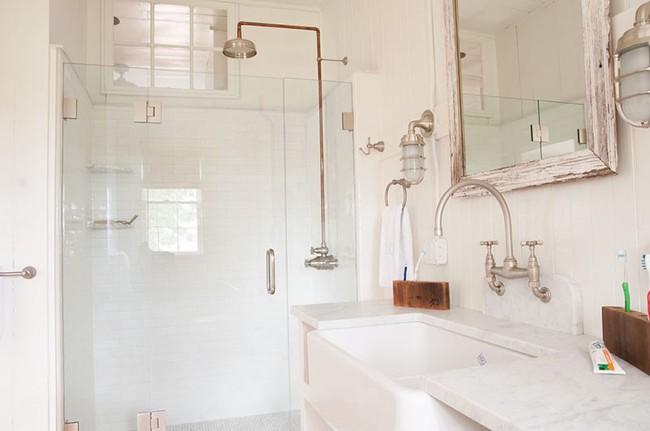 Lý do khiến không gì có thể thay thế được chiếc vòi hoa sen trong phòng tắm gia đình - Ảnh 4.