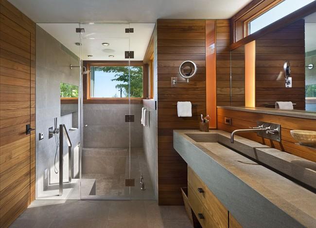 Lý do khiến không gì có thể thay thế được chiếc vòi hoa sen trong phòng tắm gia đình - Ảnh 7.