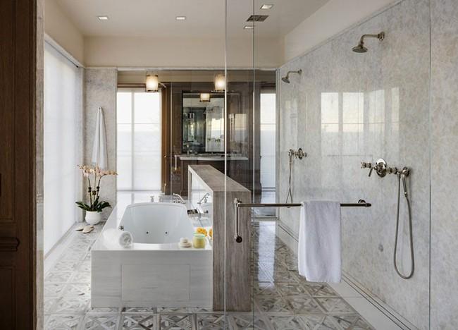 Lý do khiến không gì có thể thay thế được chiếc vòi hoa sen trong phòng tắm gia đình - Ảnh 8.