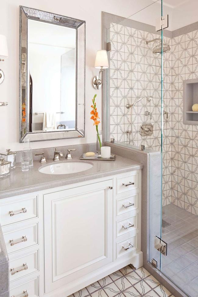 Lý do khiến không gì có thể thay thế được chiếc vòi hoa sen trong phòng tắm gia đình - Ảnh 9.