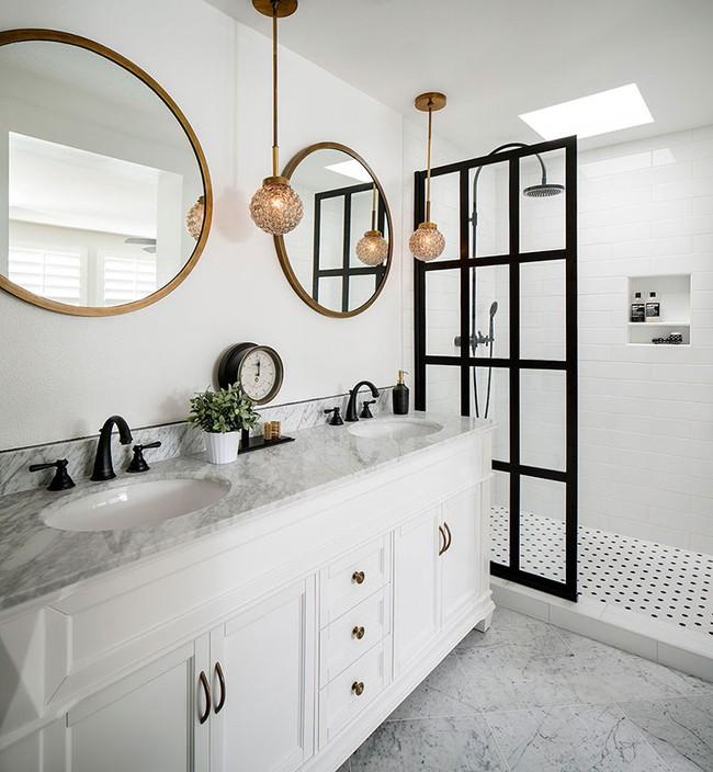 Lý do khiến không gì có thể thay thế được chiếc vòi hoa sen trong phòng tắm gia đình - Ảnh 10.